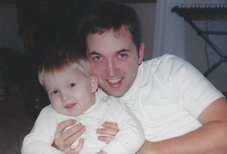 steve and 2 year old J0002
